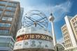 Leinwanddruck Bild - Berlin, Germany