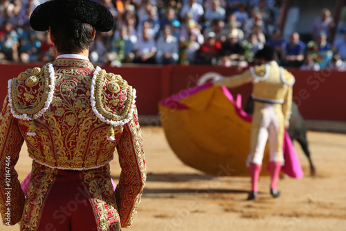 Poster Bullfighting Torero