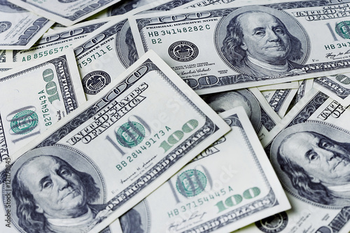 Fotomural Money Background
