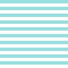 Stripe Pattern Seamless Green Aqua And White Colors. Fashion Design Pattern Seamless . Geometric  Horizontal Stripe Abstract Background Vector.
