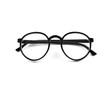 Leinwanddruck Bild - vintage glasses isolated on a white background