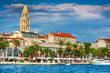 Split, Hrvatska - Dioklecijanova palača