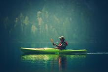 Kayak Tour On The Lake
