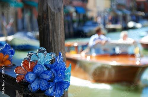 Plakat Wyspa Murano, Wenecja