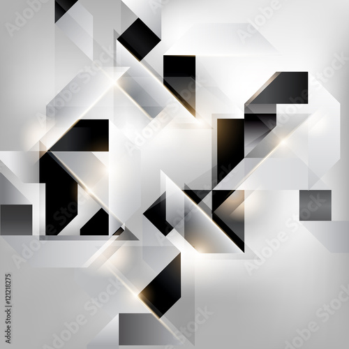 Abstract geometric background. #121218275
