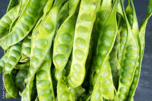 Foto op Aluminium Vruchten Sato local vegetables in southern Thailand.