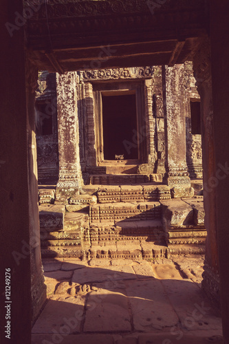 Foto op Aluminium Rudnes Angkor