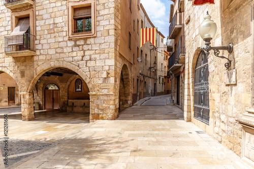 Fototapety, obrazy: Montblanc, Spain