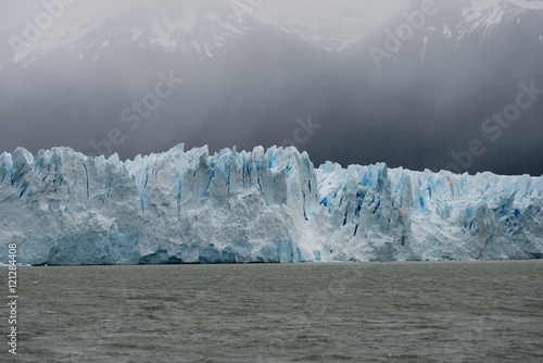 Fotobehang Gletsjers Perito Moreno Glacier, Lake Argentino, Los Glaciares National Pa