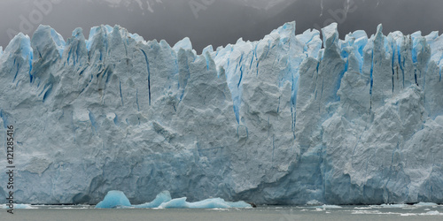 Poster Glaciers Perito Moreno Glacier, Lake Argentino, Los Glaciares National Pa