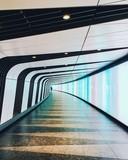 Fototapeta Londyn - tunel