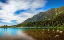 The Lake Of Poprad