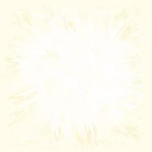 Fundo Explosão De Nuvem Amarela
