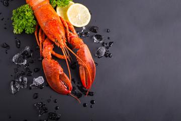 Kanadyjskie jedzenie homara