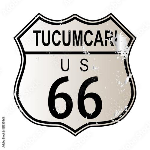 Papiers peints Route 66 Tucumcari Route 66