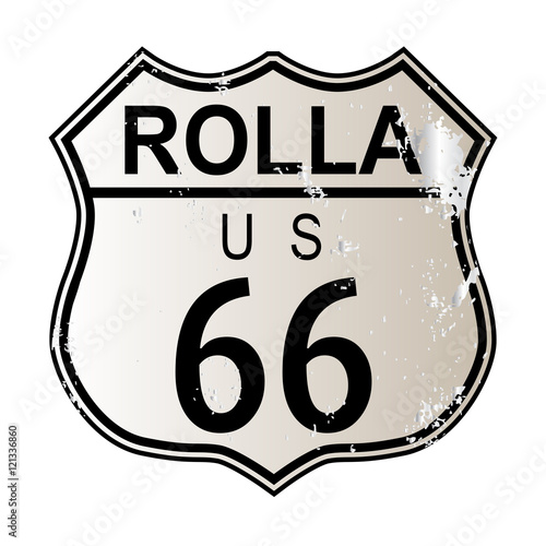 Papiers peints Route 66 Rolla Route 66