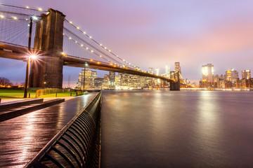 Bridge Leading into City
