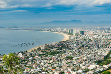 High View Of Da Nang City InVi...