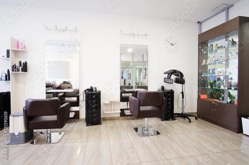 Fotografie, Obraz  interior of a modern beauty salon