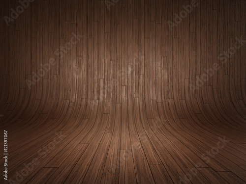 Foto  Curved background