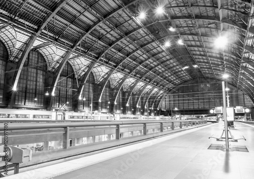 Photo sur Toile Bestsellers Antwerpen Central Station