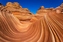 Coyote Buttes In The Vermilion...