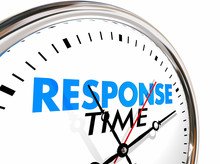 Response Time Clock Fast Speed...