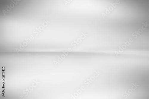 Empty Studio Backdrop Canvas Print