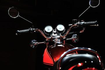 Čeznuti za vintage motociklom