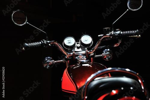 Deurstickers Fiets 憧れのビンテージバイク