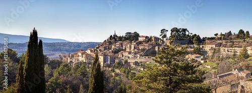 Panorama de Bonnieux - Provence - Vaucluse