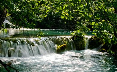 FototapetaPark Narodowy Jezior Plitwickich, Chorwacja