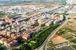Aerial Photo Of Valencia City Surrounding Area In Spain
