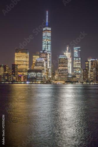 Fototapety, obrazy: One World at Night