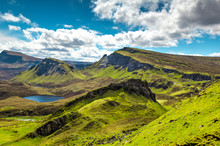 Scottish Landscape At Island O...