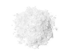 Pile Of White Rock Salt