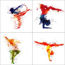 Vector Abstract Illustration O...