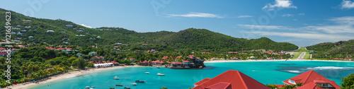 Fotografie, Obraz  St Barth Island, Caribbean sea