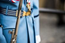 Prague Soldier Guard