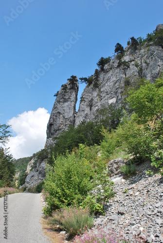 Fotografie, Obraz  Mountain Durmitor in Montenegro