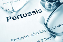 Paper With Word  Pertussis Dis...