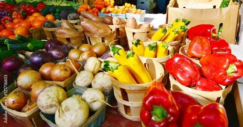 Valokuva  Farmers Market