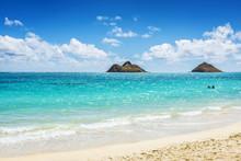 Mokulua Islands As Seen From L...