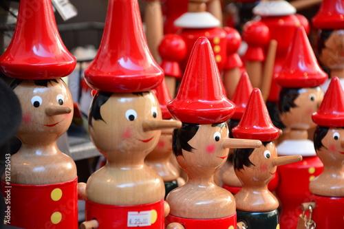 Photo Pinocchio Figuren in Verona