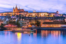 The Stunnning Panorama, Prague, Czech Republic