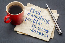Find Something Positive In Eve...