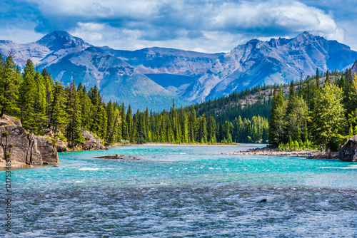 bow-river-banff-alberta-can