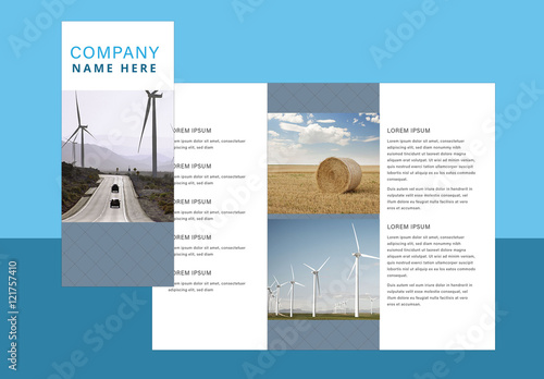 Simple Brochure Layout Buy This Stock Template And Explore Similar