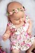 Lovely Little Child Girl In Princess Fairy Dress