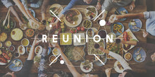 Reunion Reunite Return Welcome Cheerful Concept